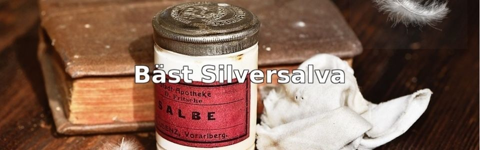 silversalva för människor